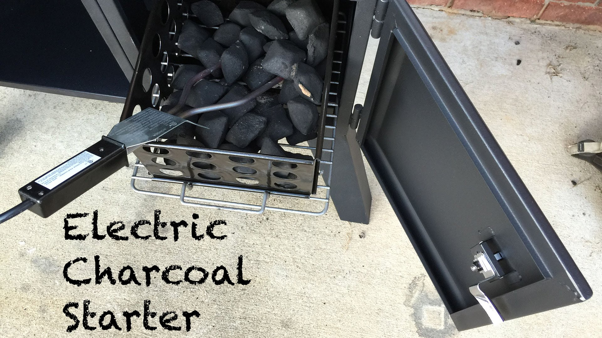 How To Use An Electric Charcoal Starter Outdoorfeeds