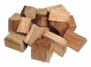 Almond firewood