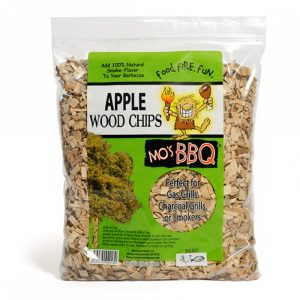 Apple smoke wood
