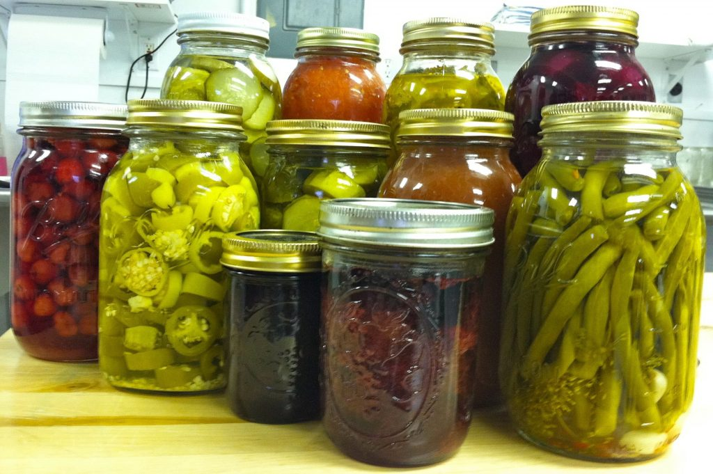 Processed Fermented Foods.