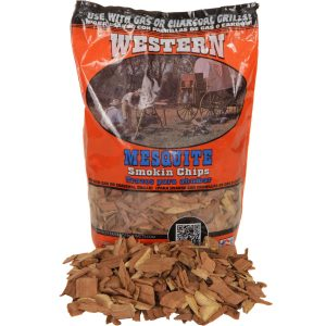 Mesquite smoke wood