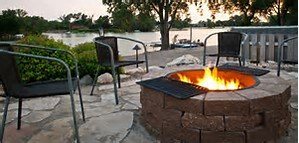 Choose Fire Pit Cooking